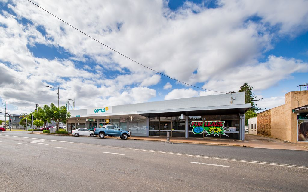 Retail Space in Prime Location in CBD – Landlord Incentives.