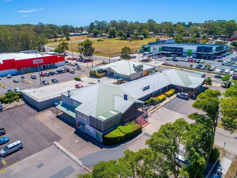 PRIME COMMERCIAL LOCATION IN MEDOWIE