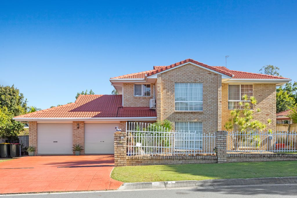 Double storey home in a nice area – NOW SOLD