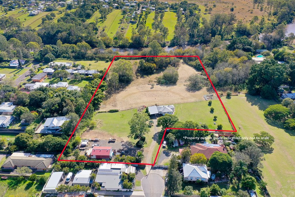 6.9 ACRES + 12M x 8M SHED + PRIVATE SPACE.