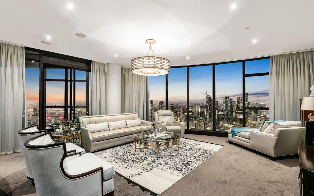 Sky High Luxury Living at Sensational 'Prima Tower'