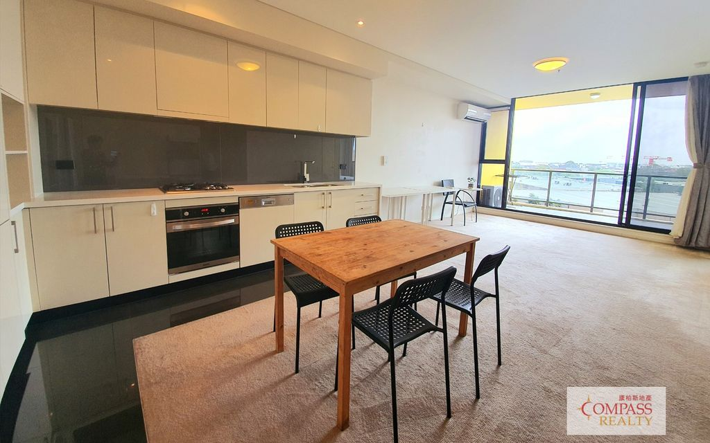 Partly Furnished apartment – East facing 2 Bedroom apartment with City Views