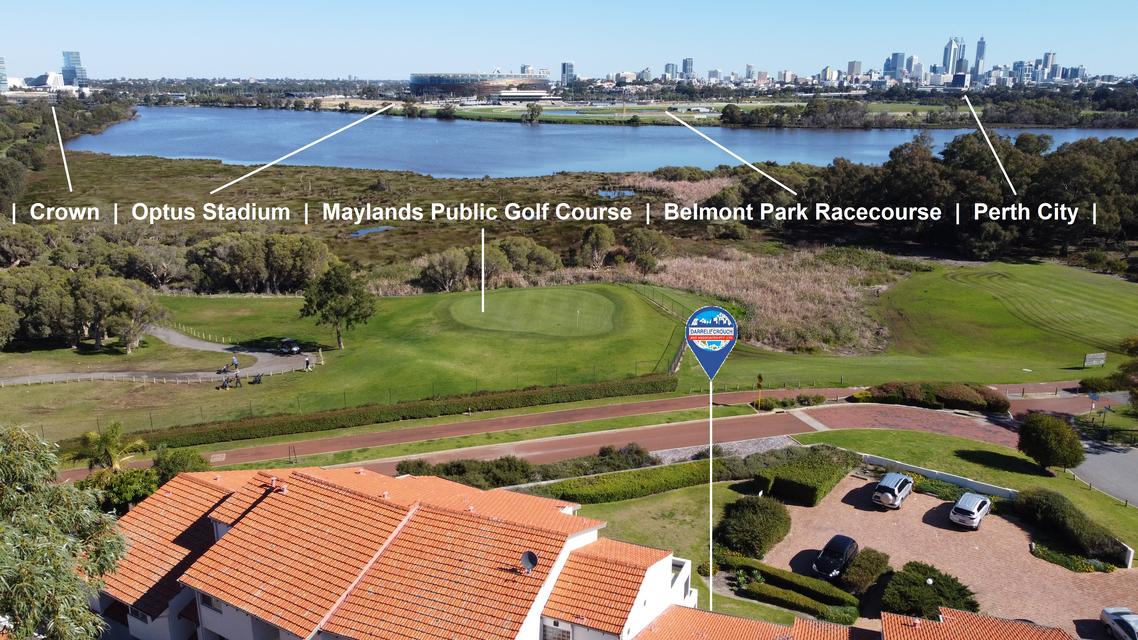 Sensational Views | Ground Floor overlooking the Swan River |