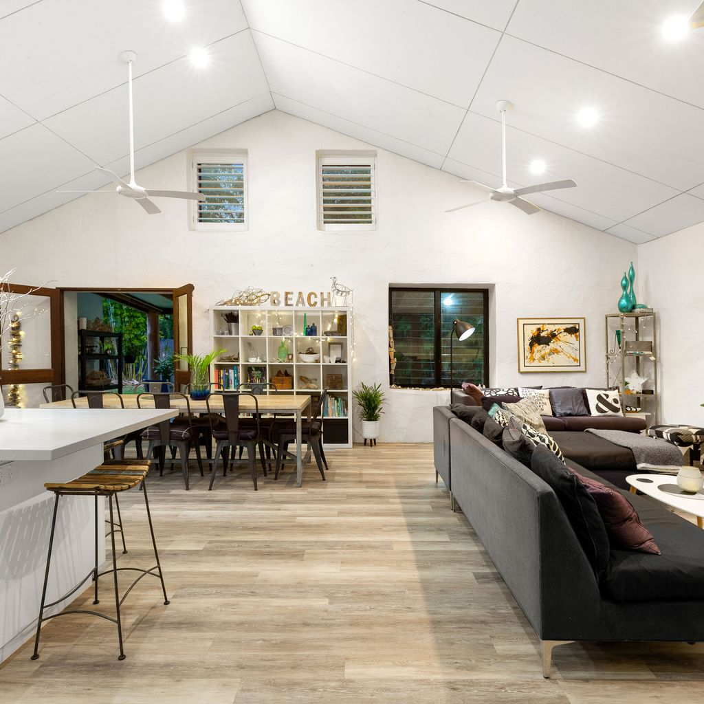 STYLISHLY MODERN WITH TREE-LINED TRANQUILITY