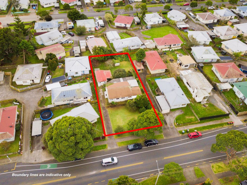 AUCTION THIS THURSDAY – 877m2 THAB Zone