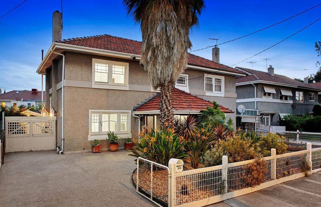A family home moments to the beach, parkland and the shops