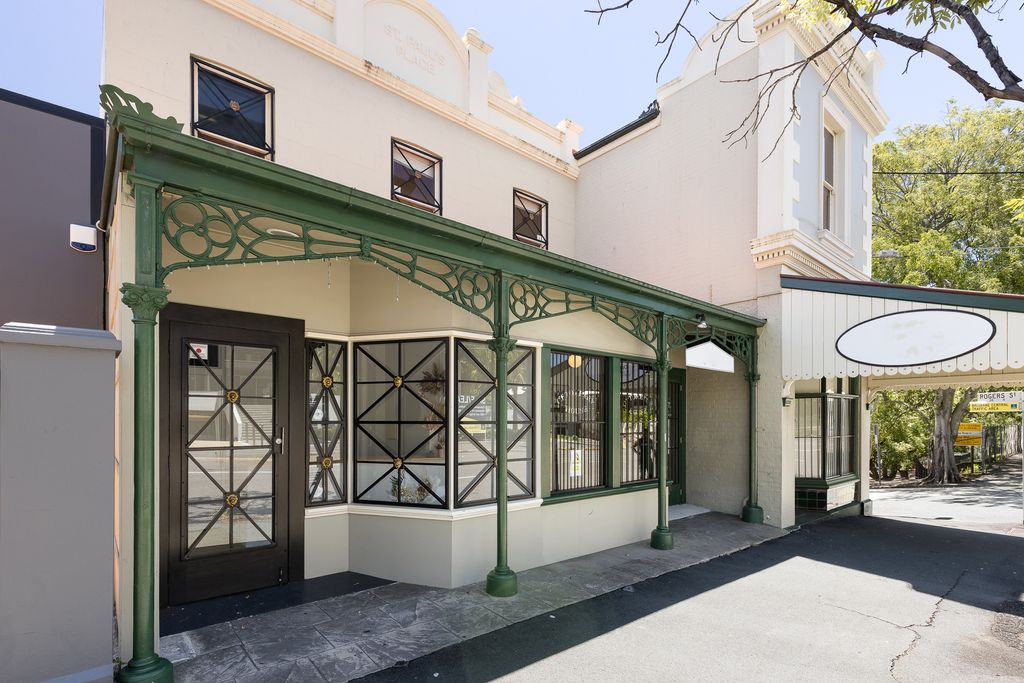 Rarely available boutique shop with storage and car space