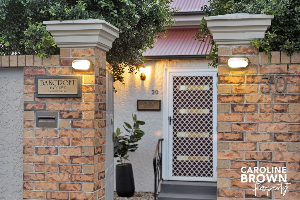 'Bancroft House' – A Gorgeous Piece of Brisbane History!