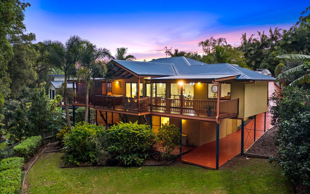 A Buderim Forest Sanctuary Awaits Your Family…..