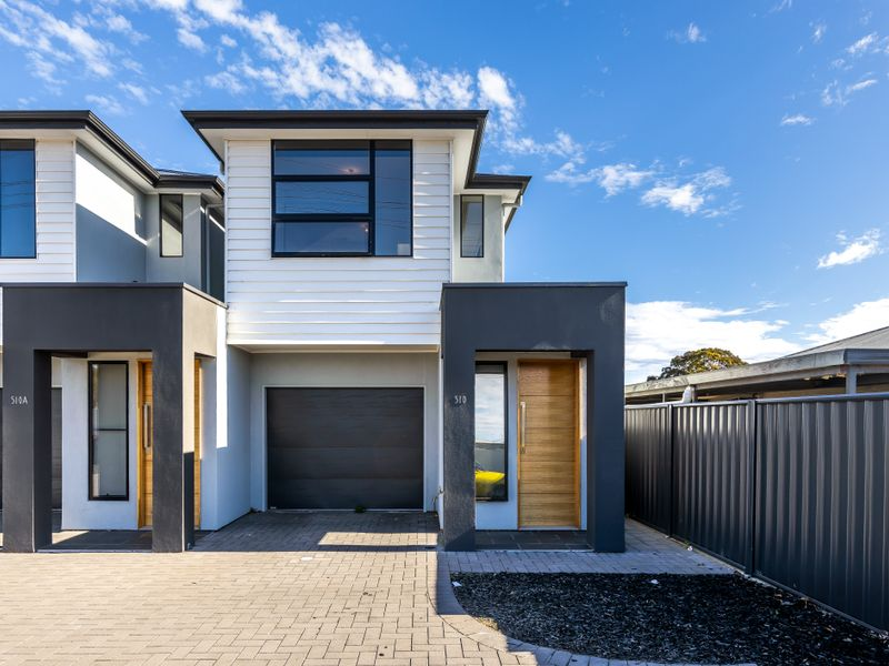 New near townhouses offering a fantastic investment opportunity!