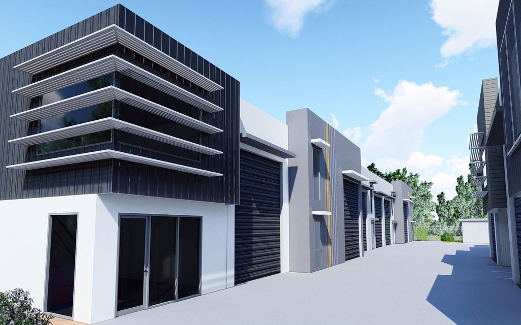High End Industrial Development – Limited Availability