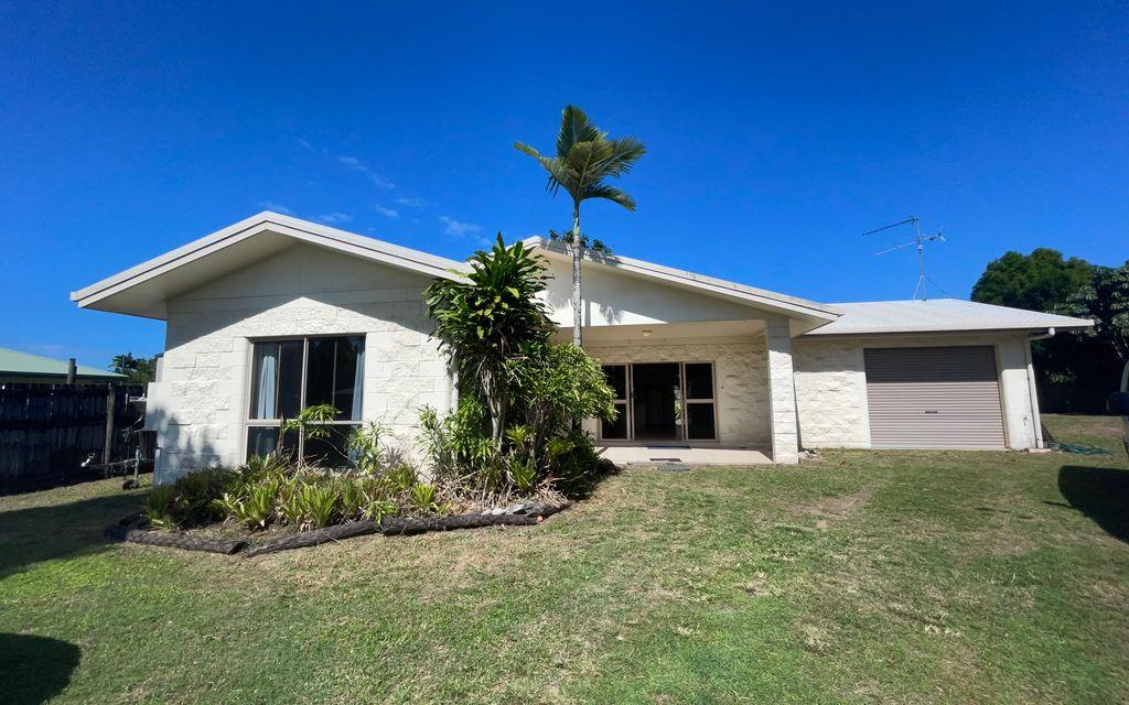 Solid block home in Wonga Beach