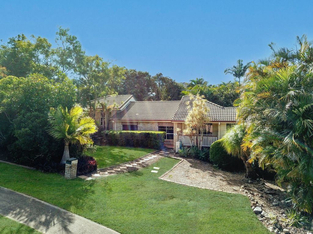 UNDER CONTRACT – Large Family Home Nestled Between the Trees