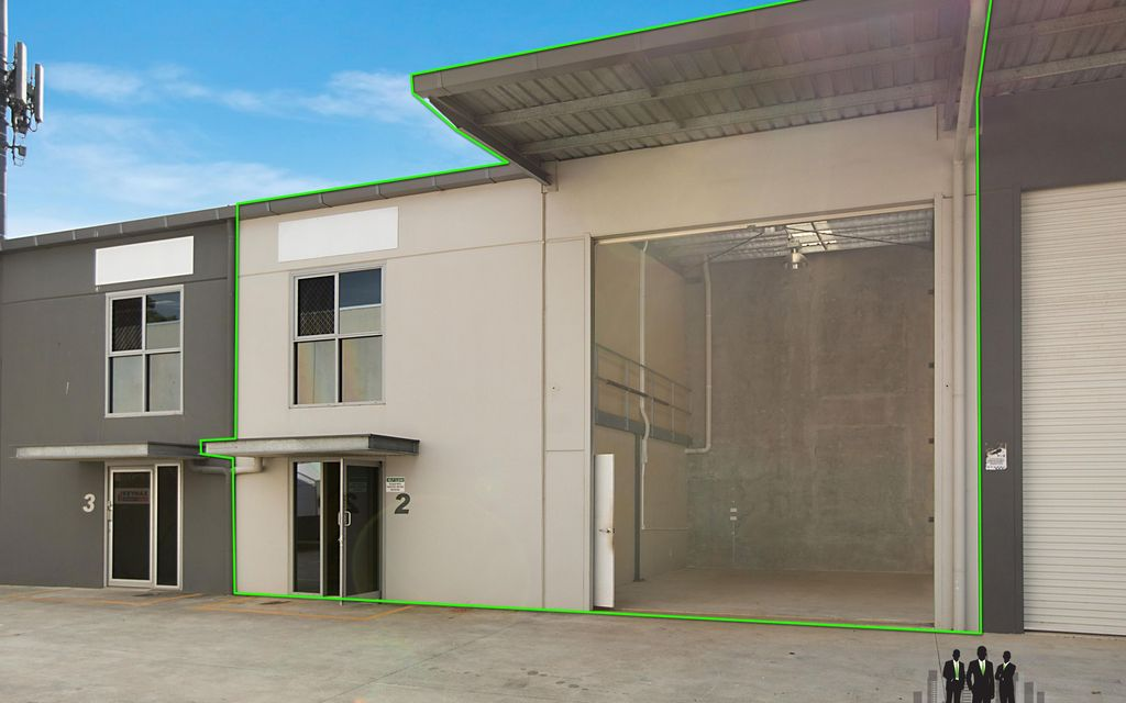 Fitted Out Office/Warehouse In Excellent Location