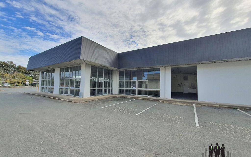 Open Plan Retail Space