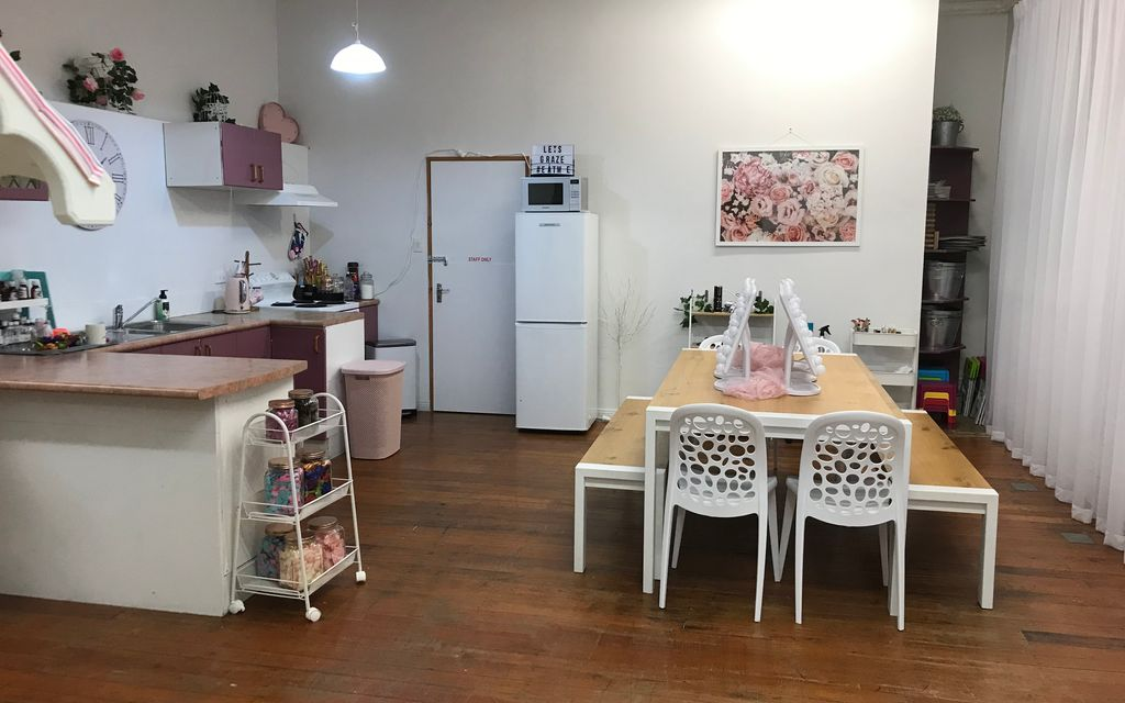 Carnegie Centre Space Available