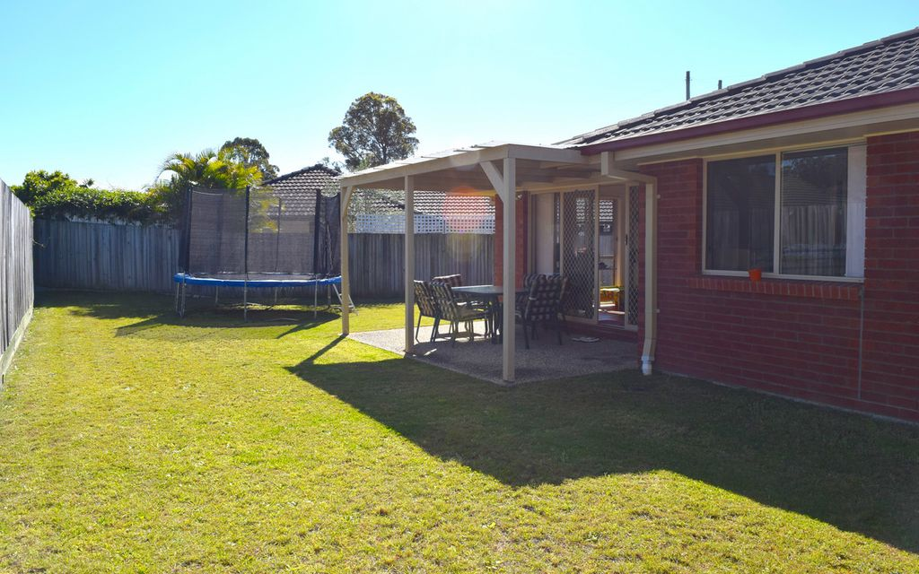 Spacious Family Home with Secure Fenced Grounds
