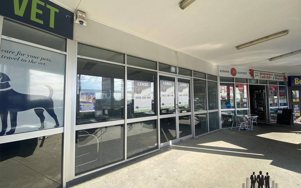 Retail/Office In Excellent Location