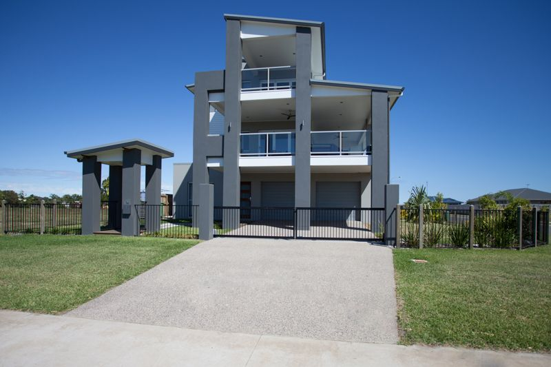 3 Storey Home ready to move into.