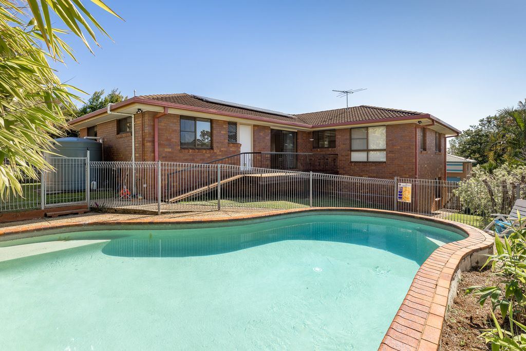 Spacious 4 bedroom home with pool will impress