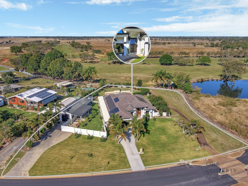 GOLF COURSE HOME – IMMACULATE & READY FOR IMMEDIATE POSSESION