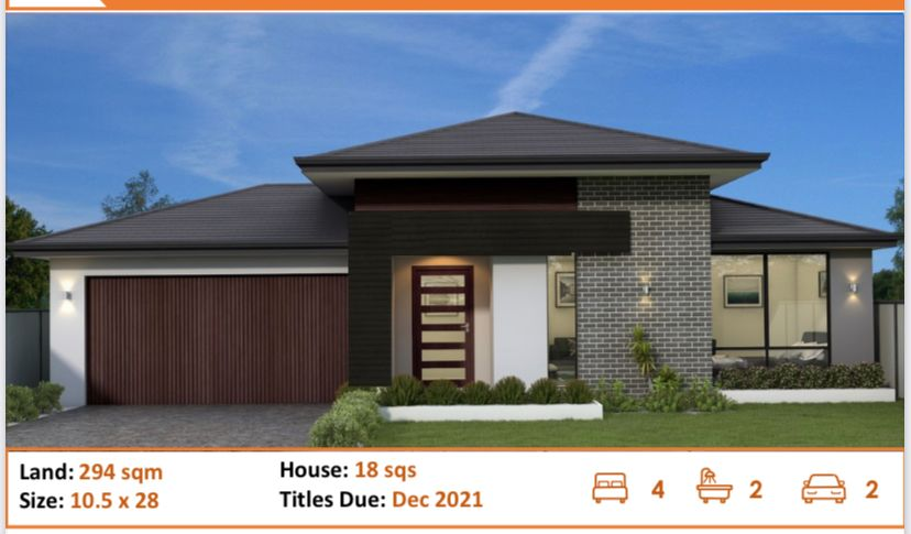 Premium home & land from – $576,600