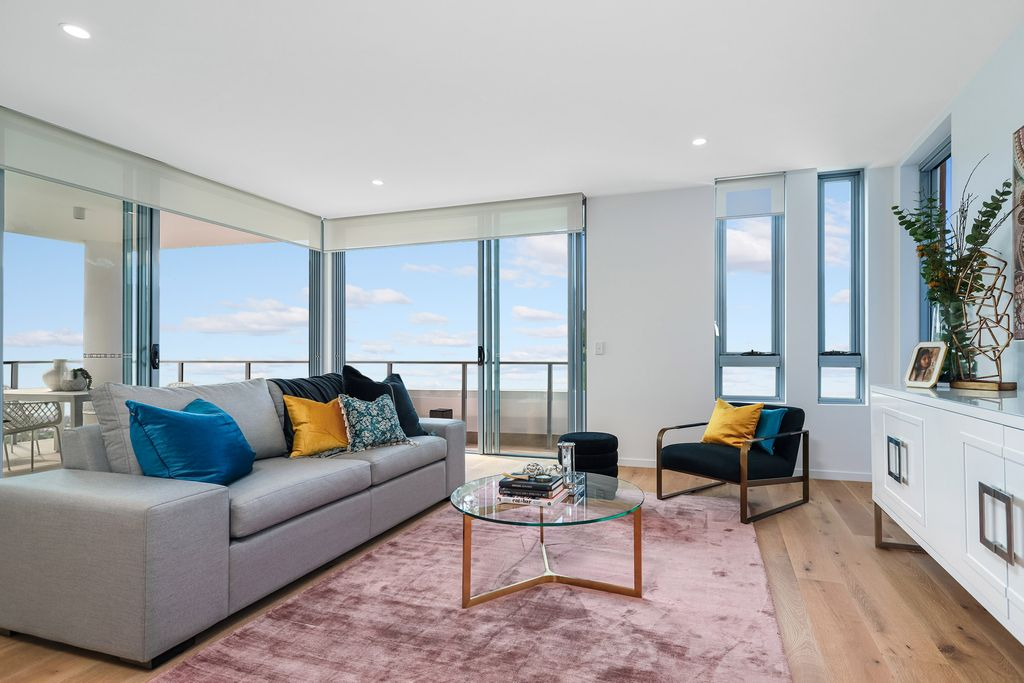 Apartments at Seven Hill are Built and ready to move into.