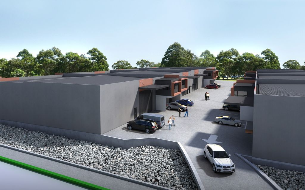 Brand New Industrial Warehouse in Key Location
