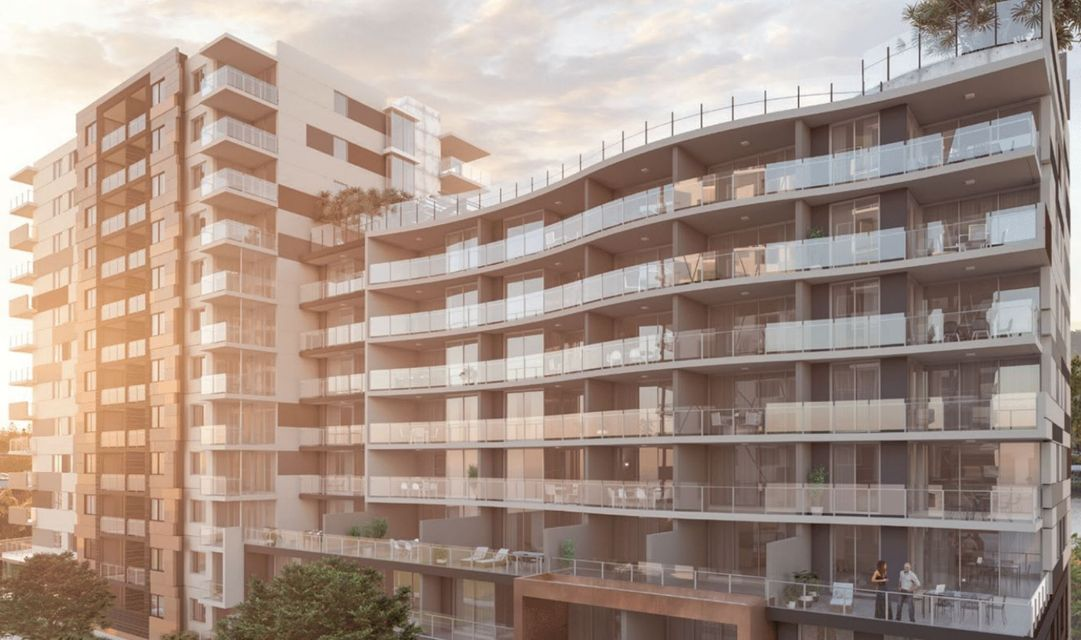 Breeze apartments    West end