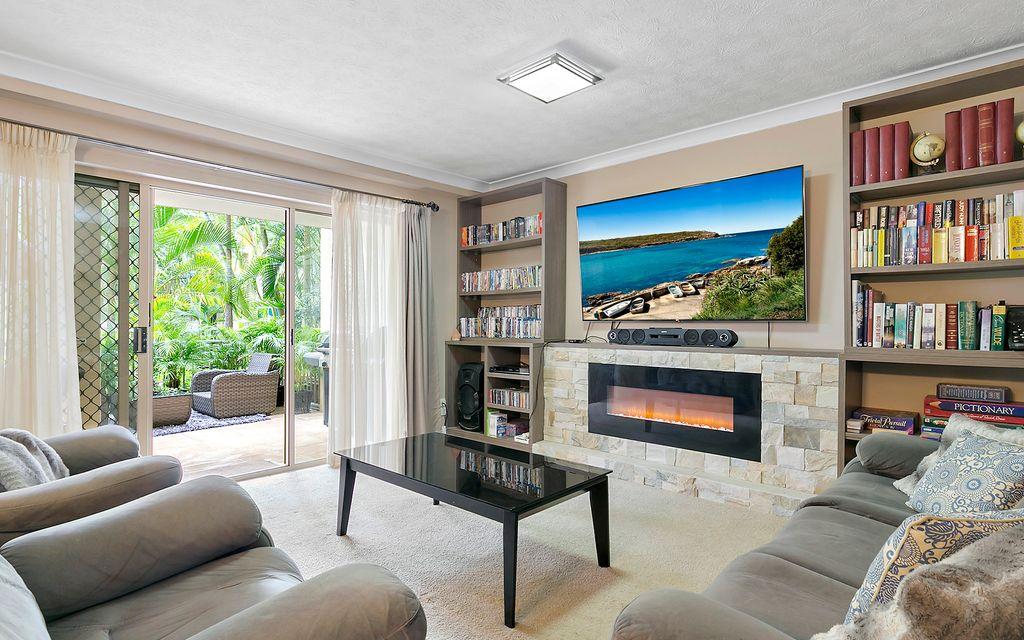 Walk to the beach – Resort Style Living