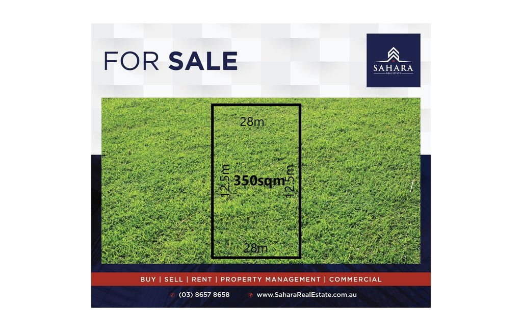 Titled Land in Melton South!