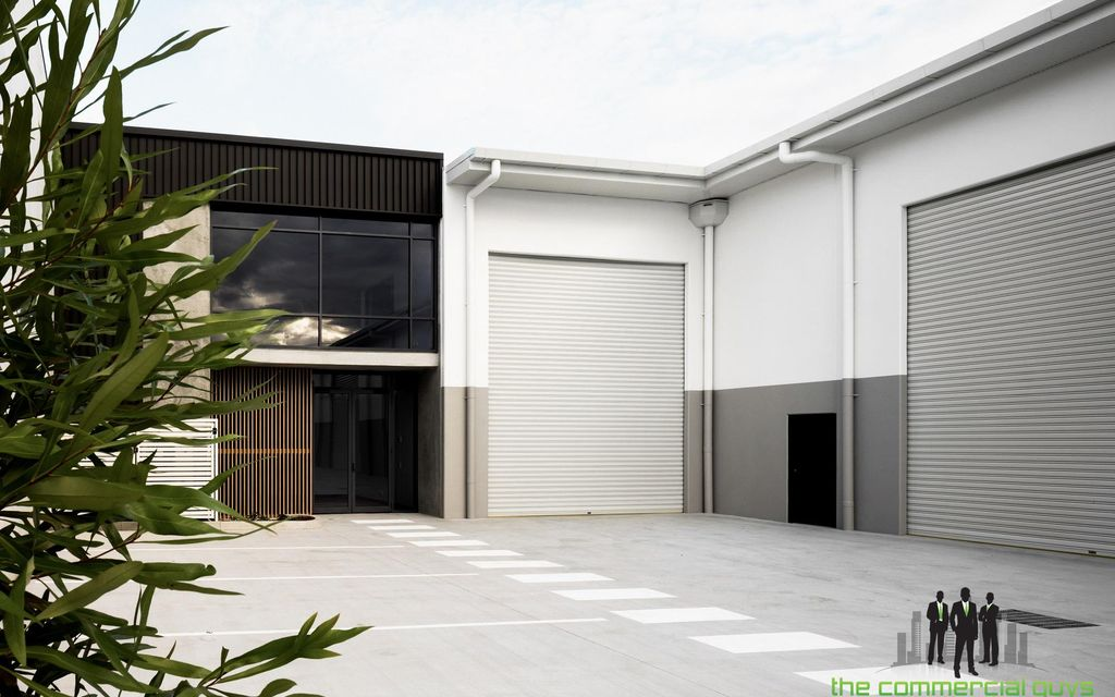 Quality Tilt Panel Warehouse/Office In Prime Location