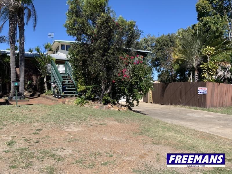 Split level family home with spacious backyard