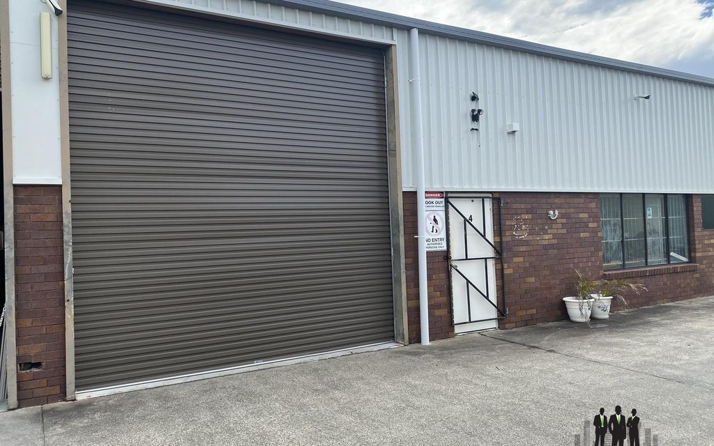 Industrial Unit With Office Off Sandgate Road