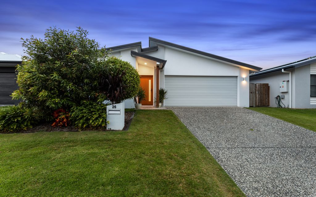Modern family home in sought after Nudgee ….
