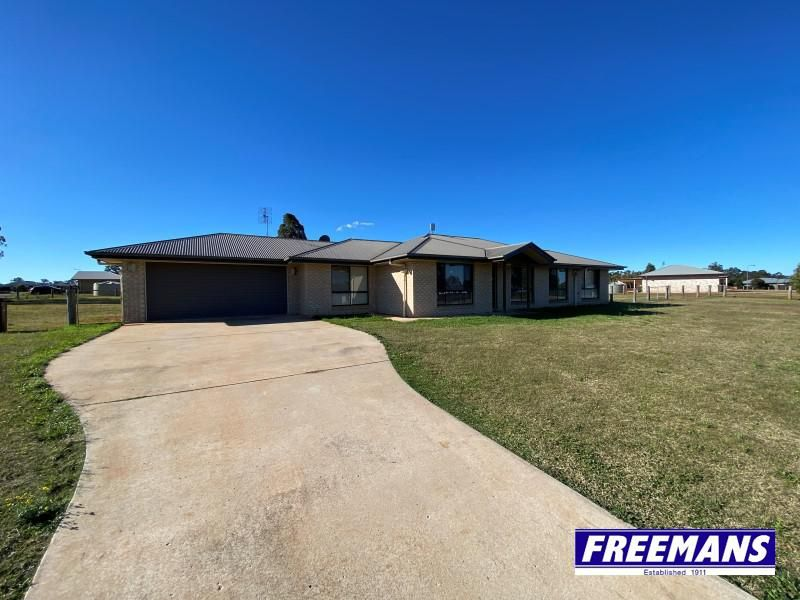 Ideal family home set on over 1 acre