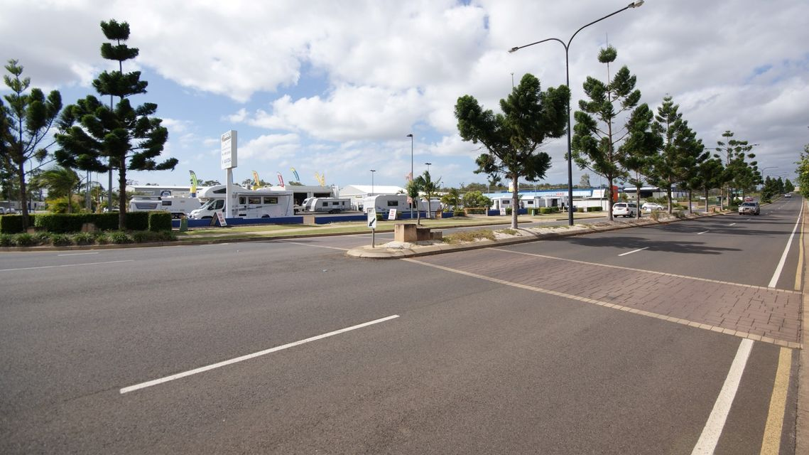 4106M2 MAIN ROAD FRONTAGE, 2 STREET ACCESS, COMMERCIAL VACANT LAND