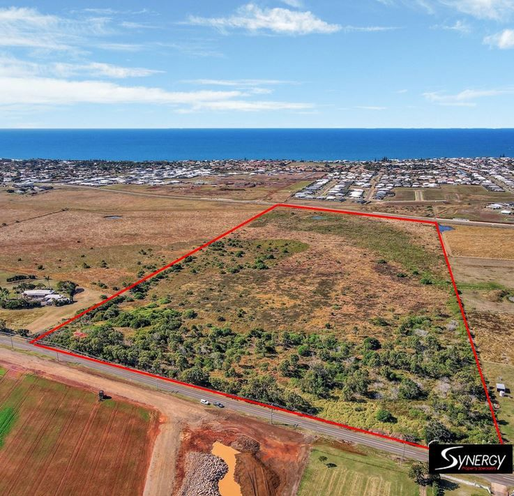 18 Hectares of vacant land in Bargara Hot Spot