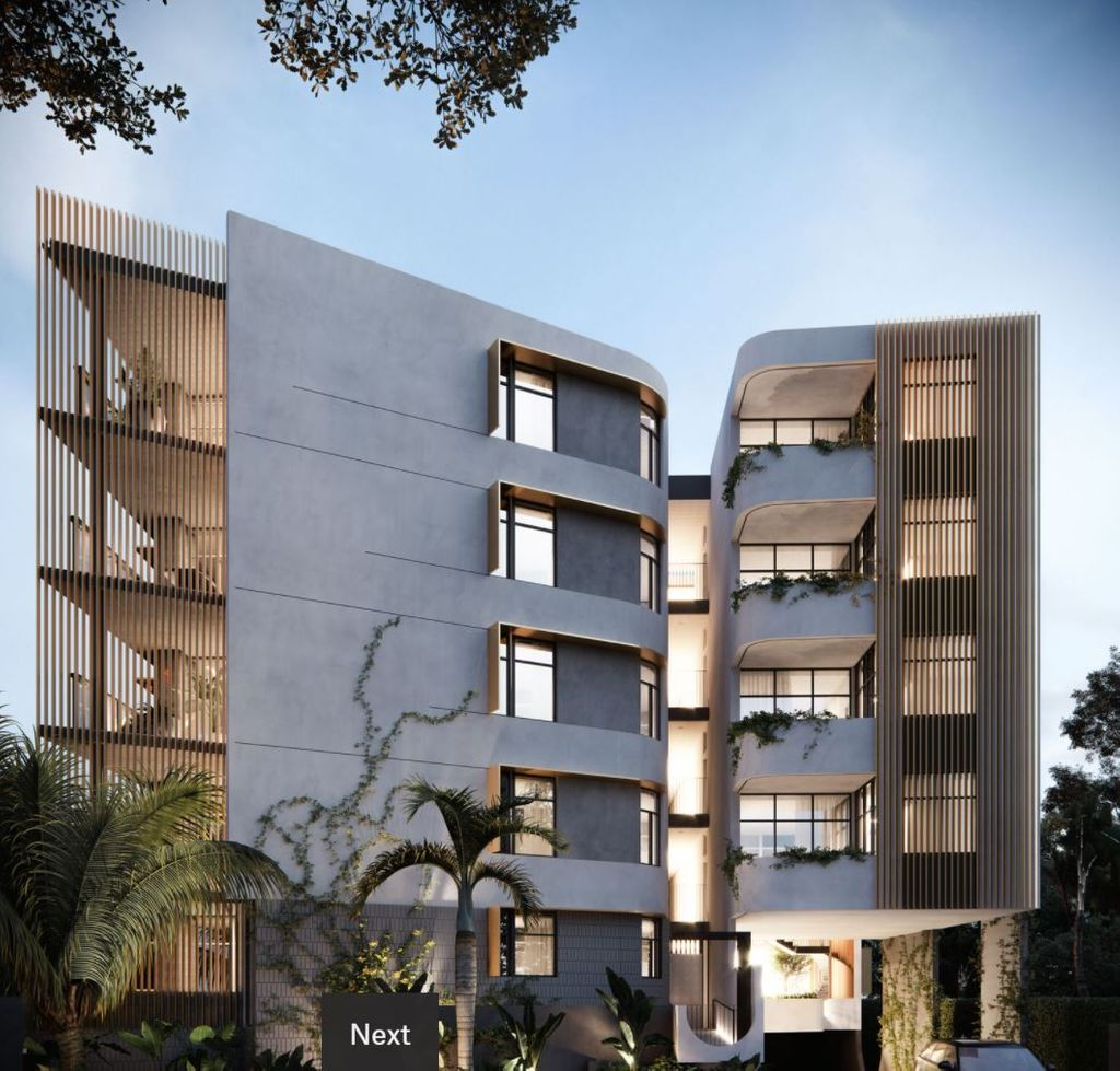 West End  apartments