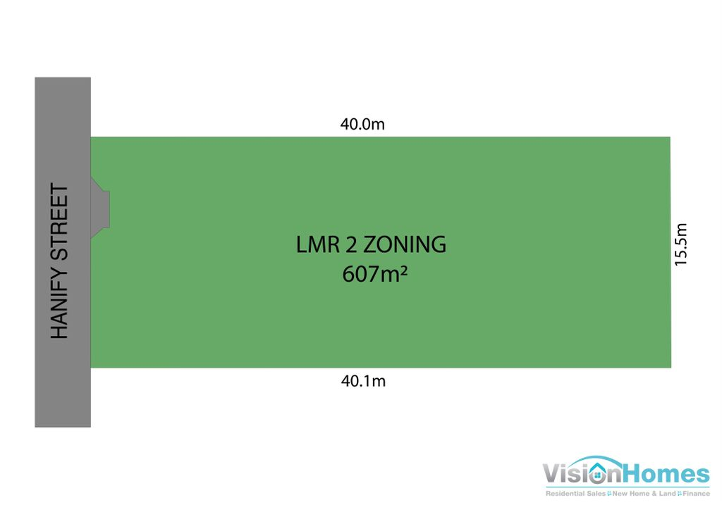 UNDER CONTRACT by Matty Bell – LMR2 Land – 607m2 ready to build – 16km from Brisbane CBD