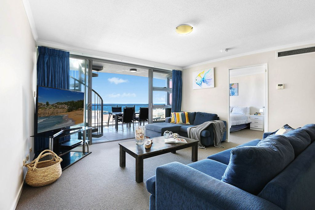 Oozing beachside appeal and coastal convenience