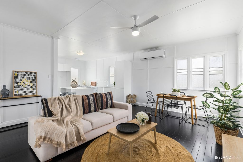 Renovated home in prime Eastern Heights location