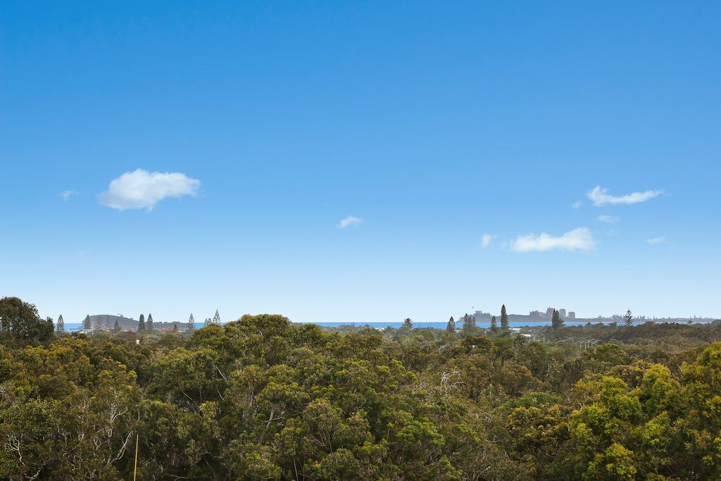 Any closer to Mount Coolum and you could touch it!