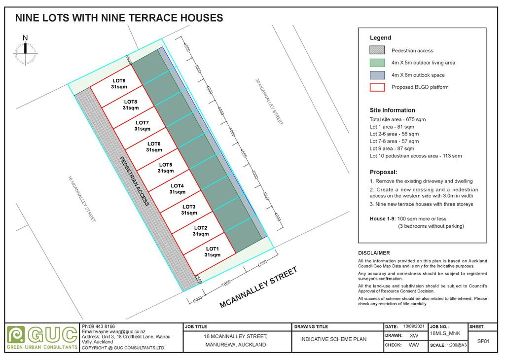 RC Approved in Terrace Housing and Apartment  Zone!