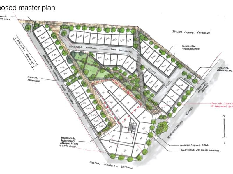 DWELLING WITH PRIME RESIDENTIAL DEVELOPMENT OPPORTUNITY