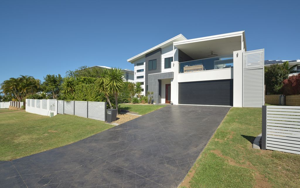 Absolute stunner…executive beach side living at it's finest!