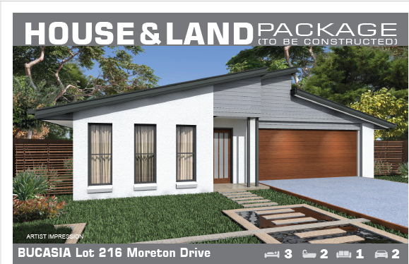 House & Land Package!