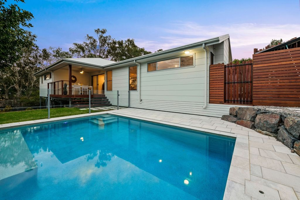 Entertainers dream family home in Coolum Beach.