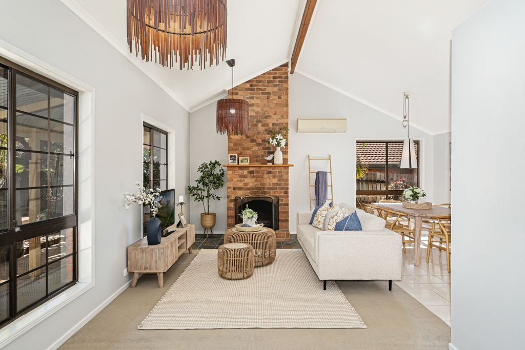 Private and tranquil and packed with character