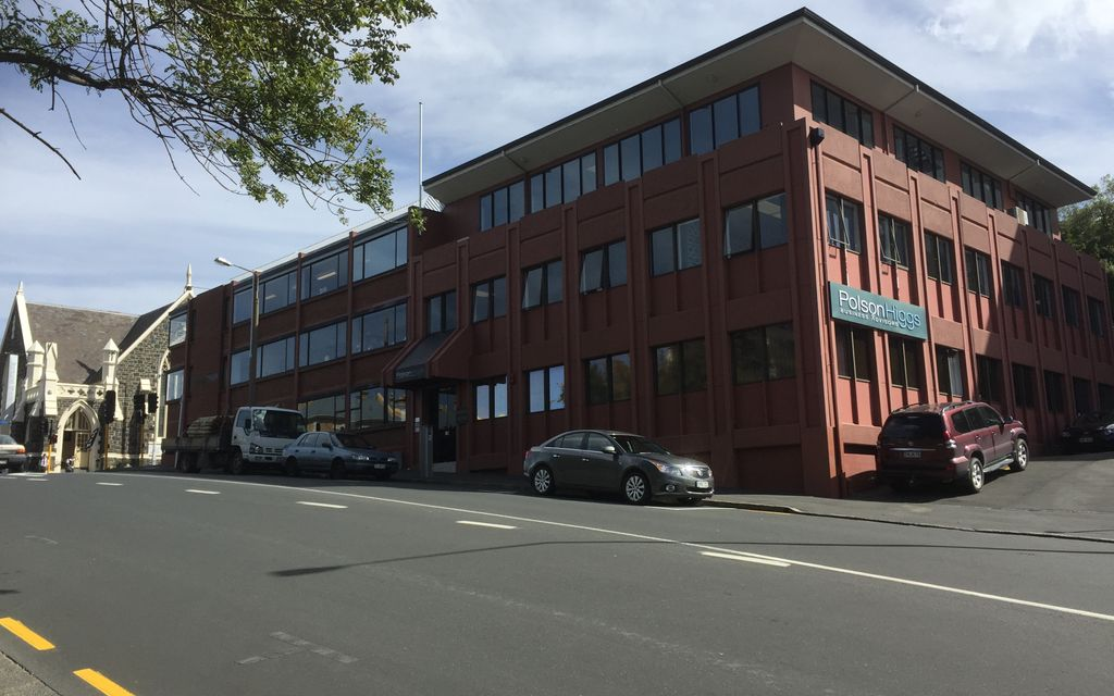 Central City Office Suite with parking